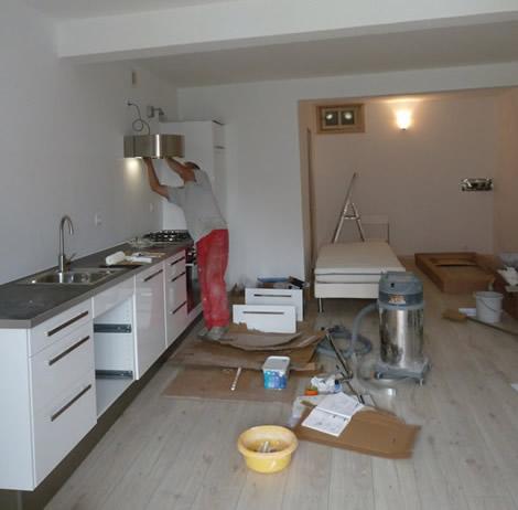 Terre et ciel nieuws - Outs studio keuken ...